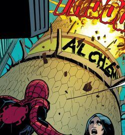 Alchemax (Earth-96099) from Timestorm 2009 2099 Spider-Man One-Shot Vol 1 1 0001.jpg