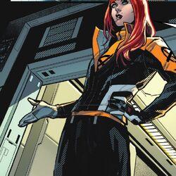 Amelia Voght (Earth-616)
