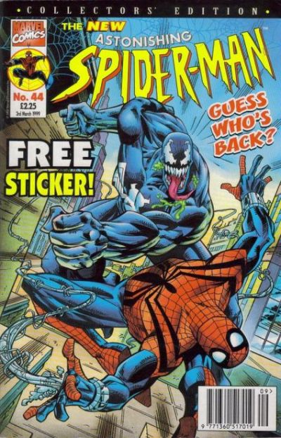 Astonishing Spider-Man Vol 1 44