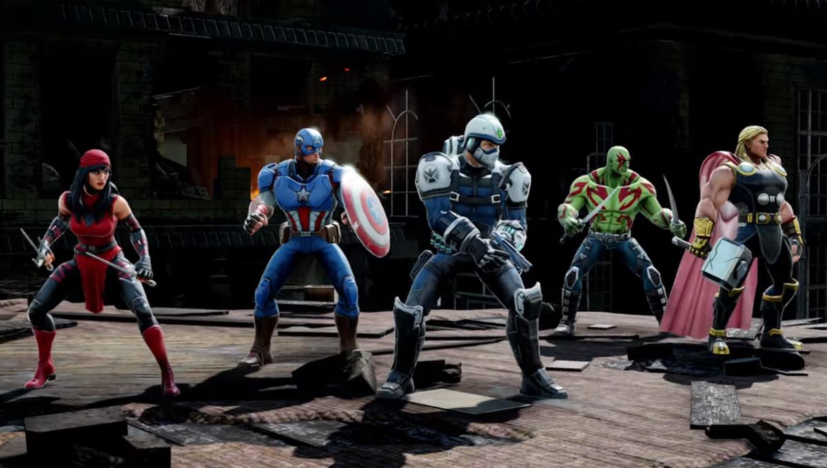 Avengers (Earth-TRN670)