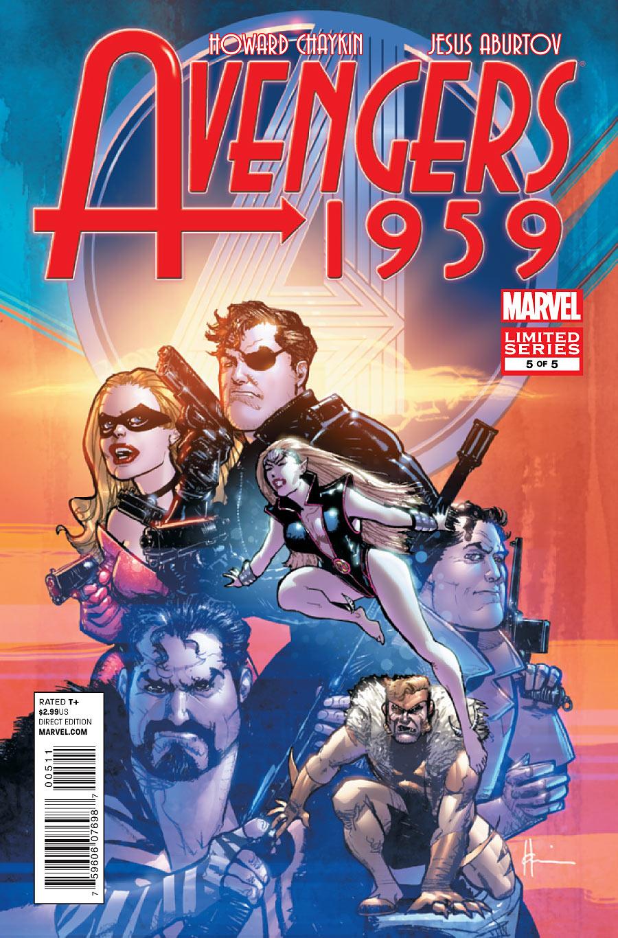 Avengers 1959 Vol 1 5