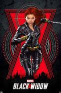 Black Widow (film) poster 009