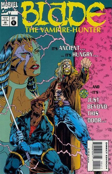 Blade: The Vampire-Hunter Vol 1 4