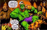 Bruce Banner (Earth-616) from Marvel Monsters Devil Dinosaur Vol 1 1 0001