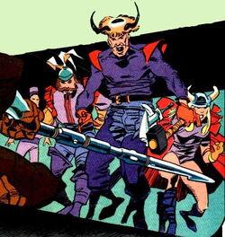 Church of Thor (Earth-928) Spider-Man 2099 Vol 1 3.jpg