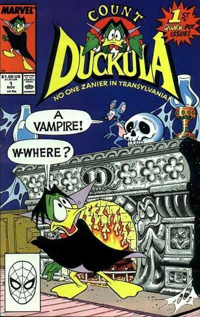 Count Duckula Vol 1