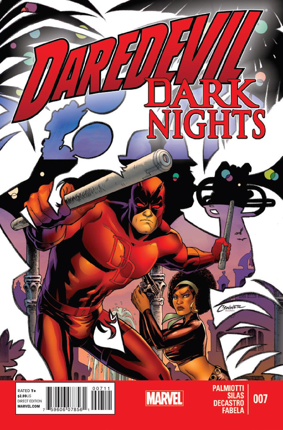 Daredevil: Dark Nights Vol 1 7