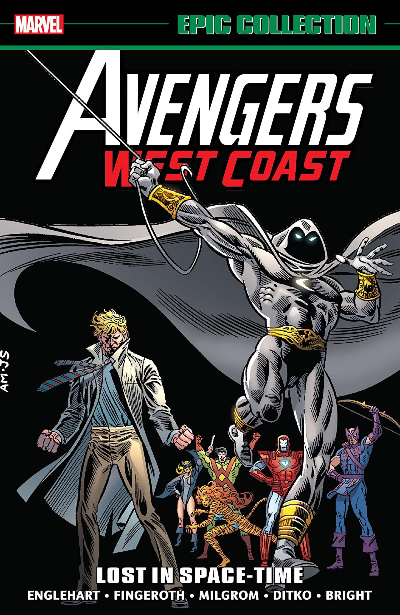 Epic Collection: Avengers West Coast Vol 1 2