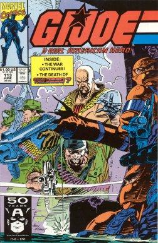 G.I. Joe: A Real American Hero Vol 1 113