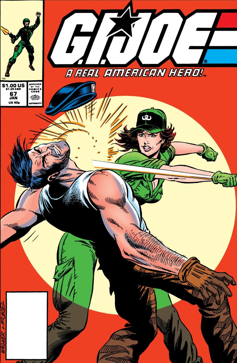 G.I. Joe: A Real American Hero Vol 1 67