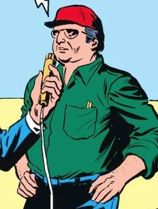 George Mundy (Earth-616)