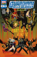 Guardians of the Galaxy (IT) Vol 5 6