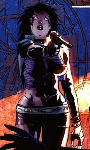 Jaine Cutter (Earth-616)
