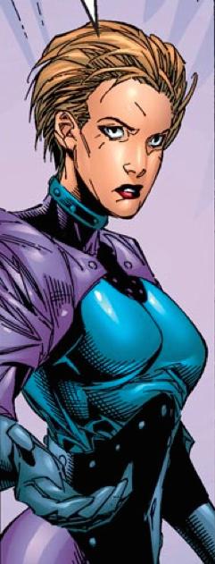 Jennifer Ransome (Earth-616)