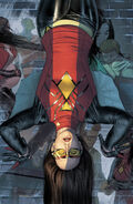 Jessica Drew (Earth-616) from Spider-Woman Vol 7 5 001