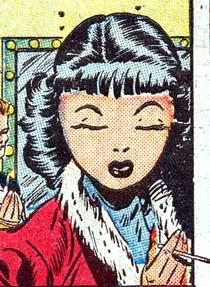 Joyce Reynolds (Singer) (Earth-616) from Marvel Mystery Comics Vol 1 69 0001.jpg