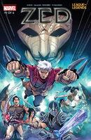 League of Legends Zed Vol 1 1 0001