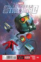 Legendary Star-Lord Vol 1 12