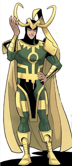 Loki Laufeyson (Earth-5631)