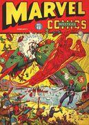 Marvel Mystery Comics Vol 1 40