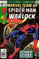 Marvel Team-Up Vol 1 55