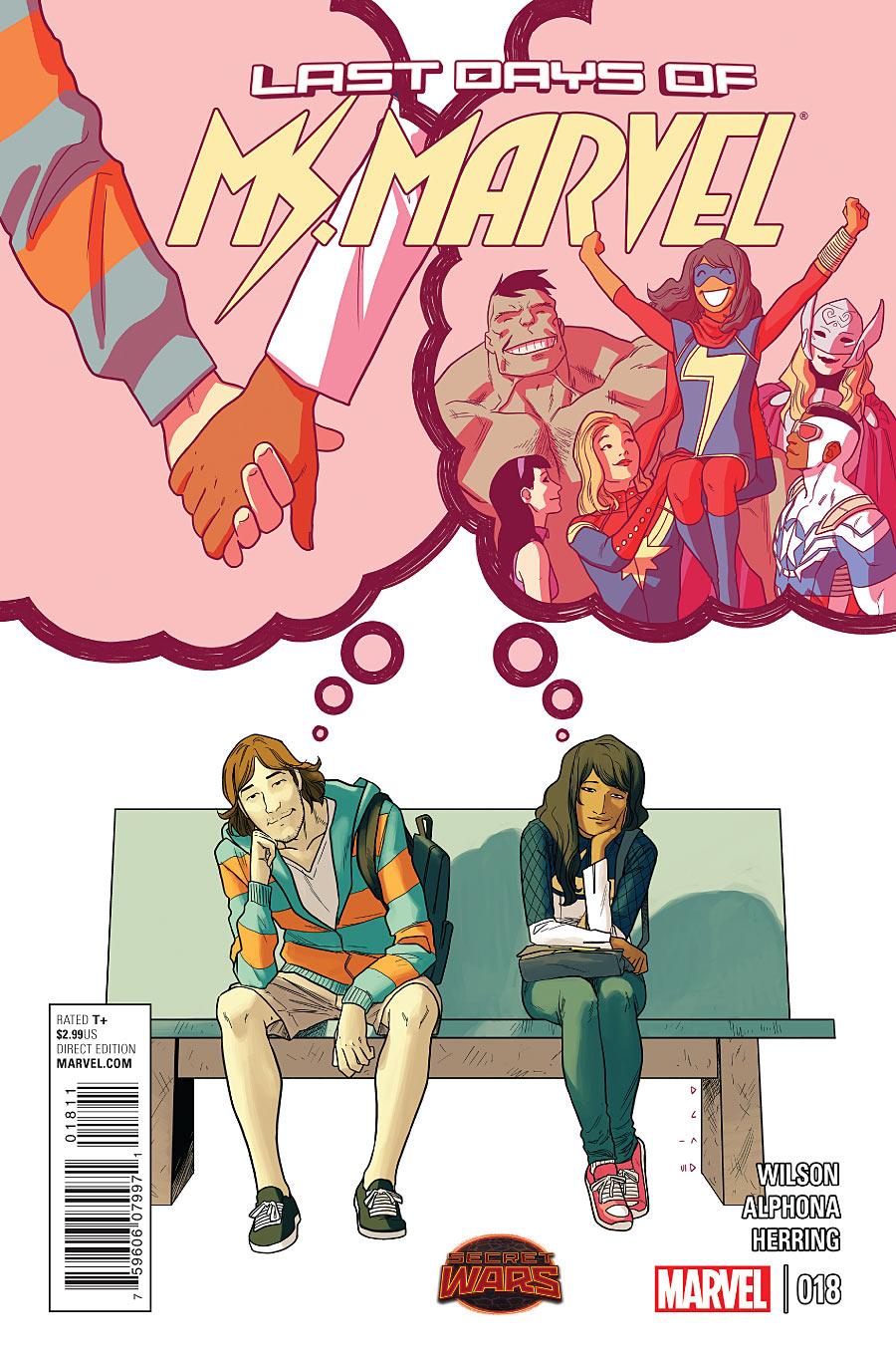 Ms. Marvel Vol 3 18