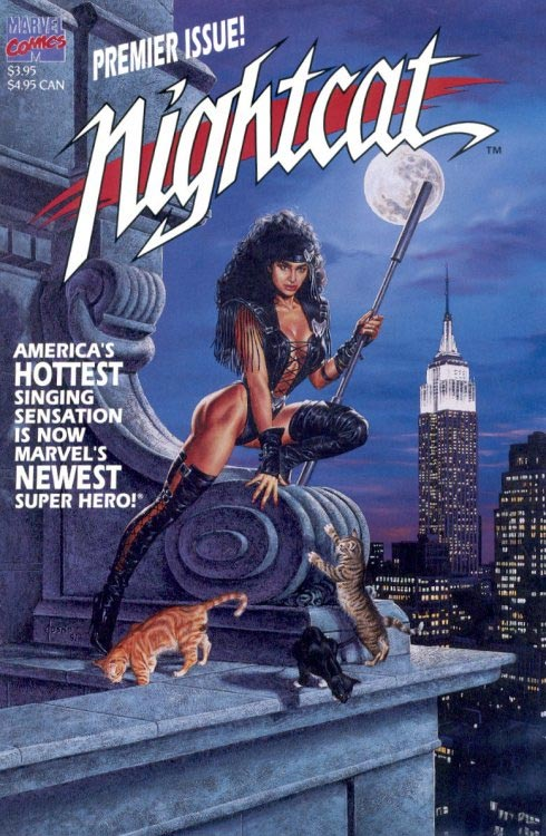 Nightcat Vol 1 1