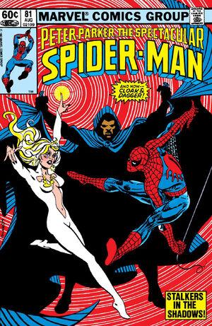 Peter Parker, The Spectacular Spider-Man Vol 1 81.jpg