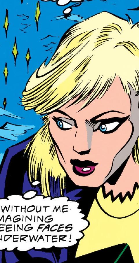 Samantha Regent (Earth-616)