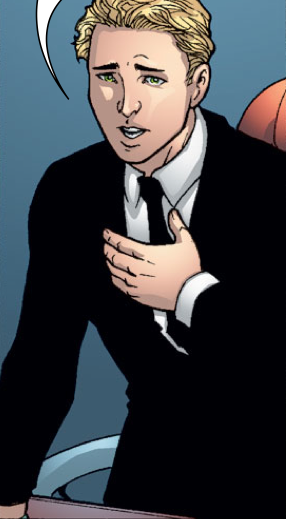 Sean Garrison (Earth-616)