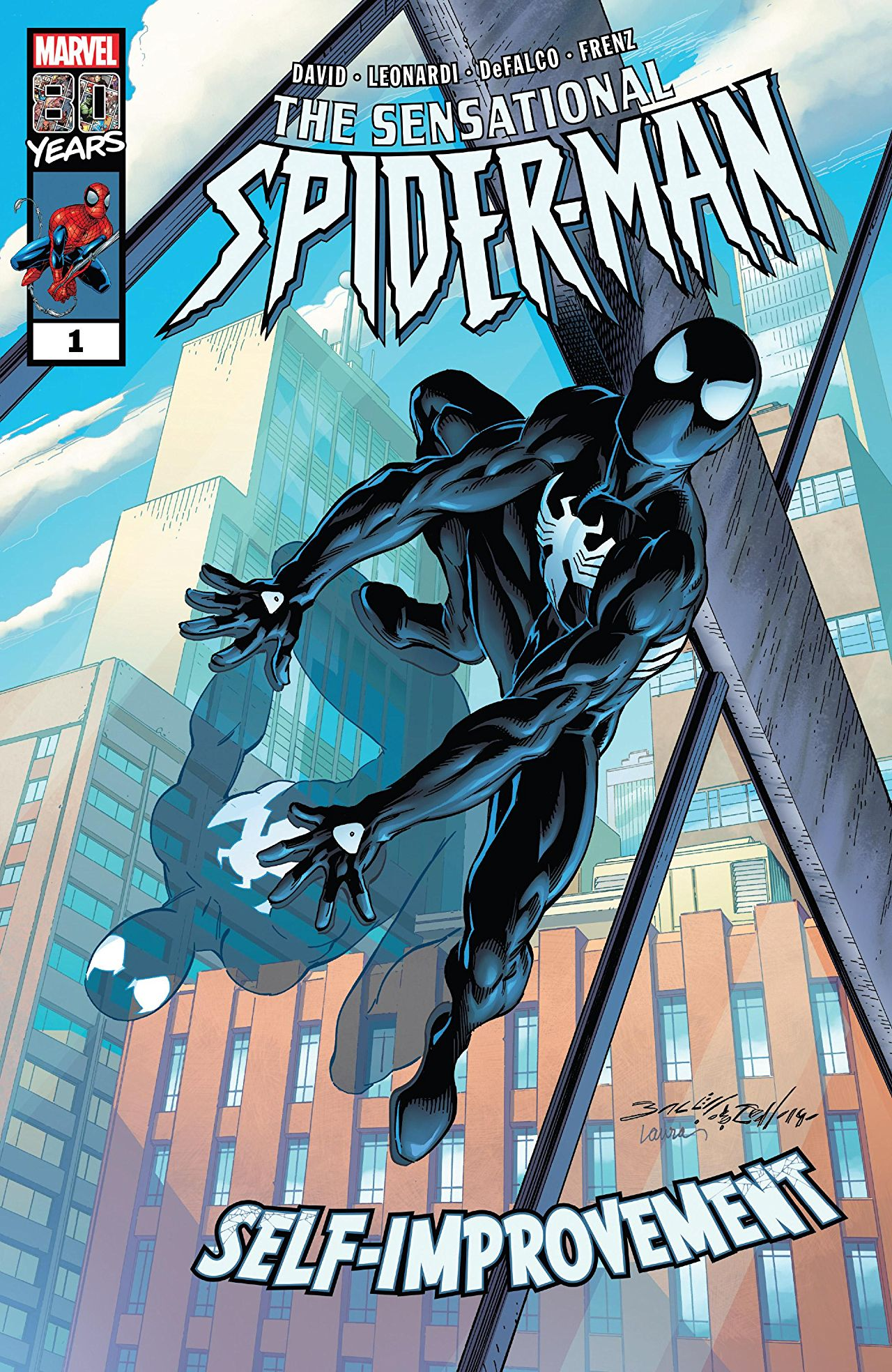 Sensational Spider-Man: Self-Improvement Vol 1