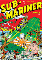 Sub-Mariner Comics Vol 1 8