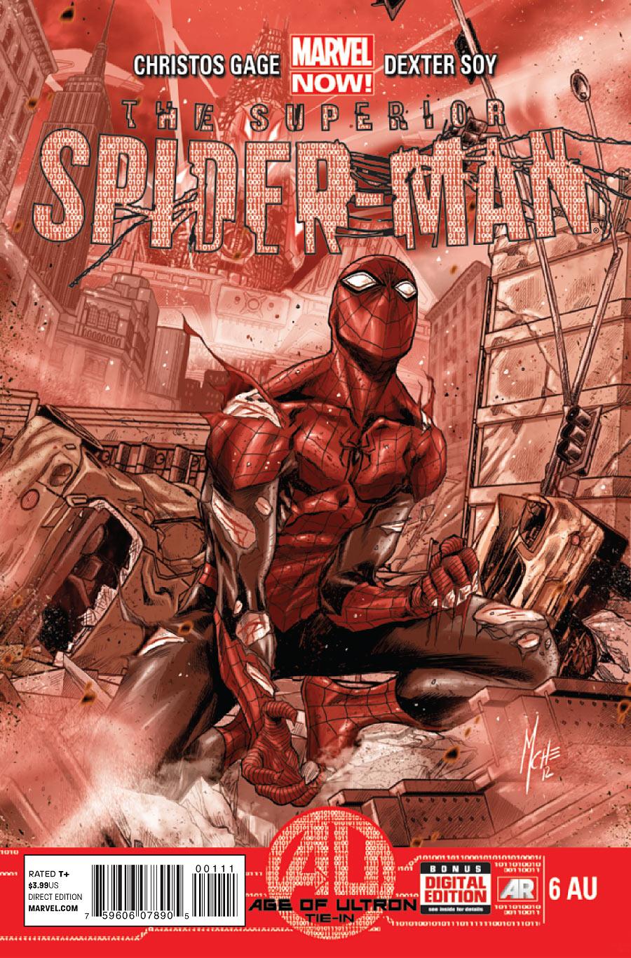 Superior Spider-Man Vol 1 6AU