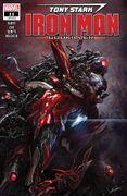 Tony Stark Iron Man Vol 1 11