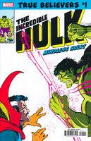 True Believers Hulk - Mindless Hulk Vol 1 1