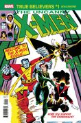 True Believers X-Men - Soulsword Vol 1 1