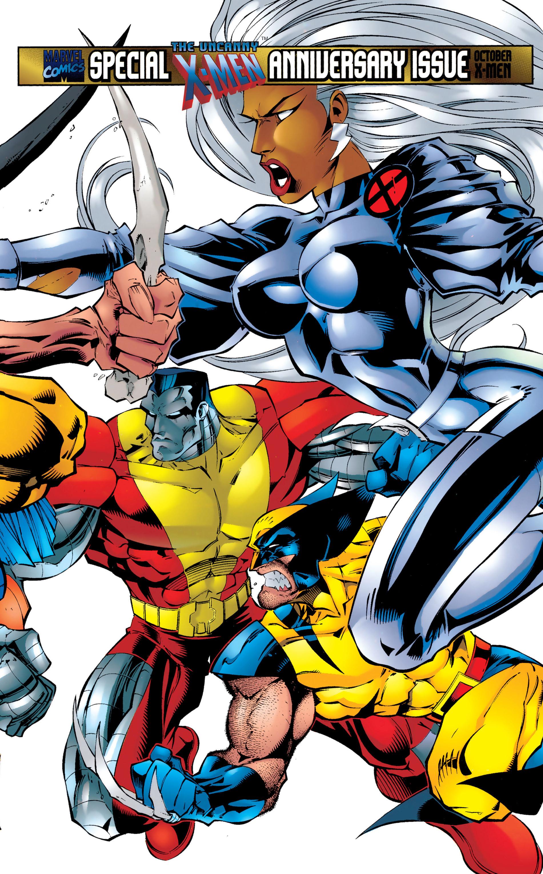 Uncanny X-Men Vol 1 325