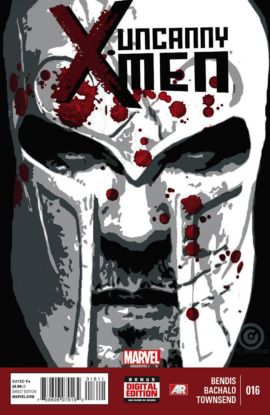 Uncanny X-Men Vol 3 16