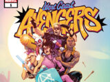West Coast Avengers Vol 3 1