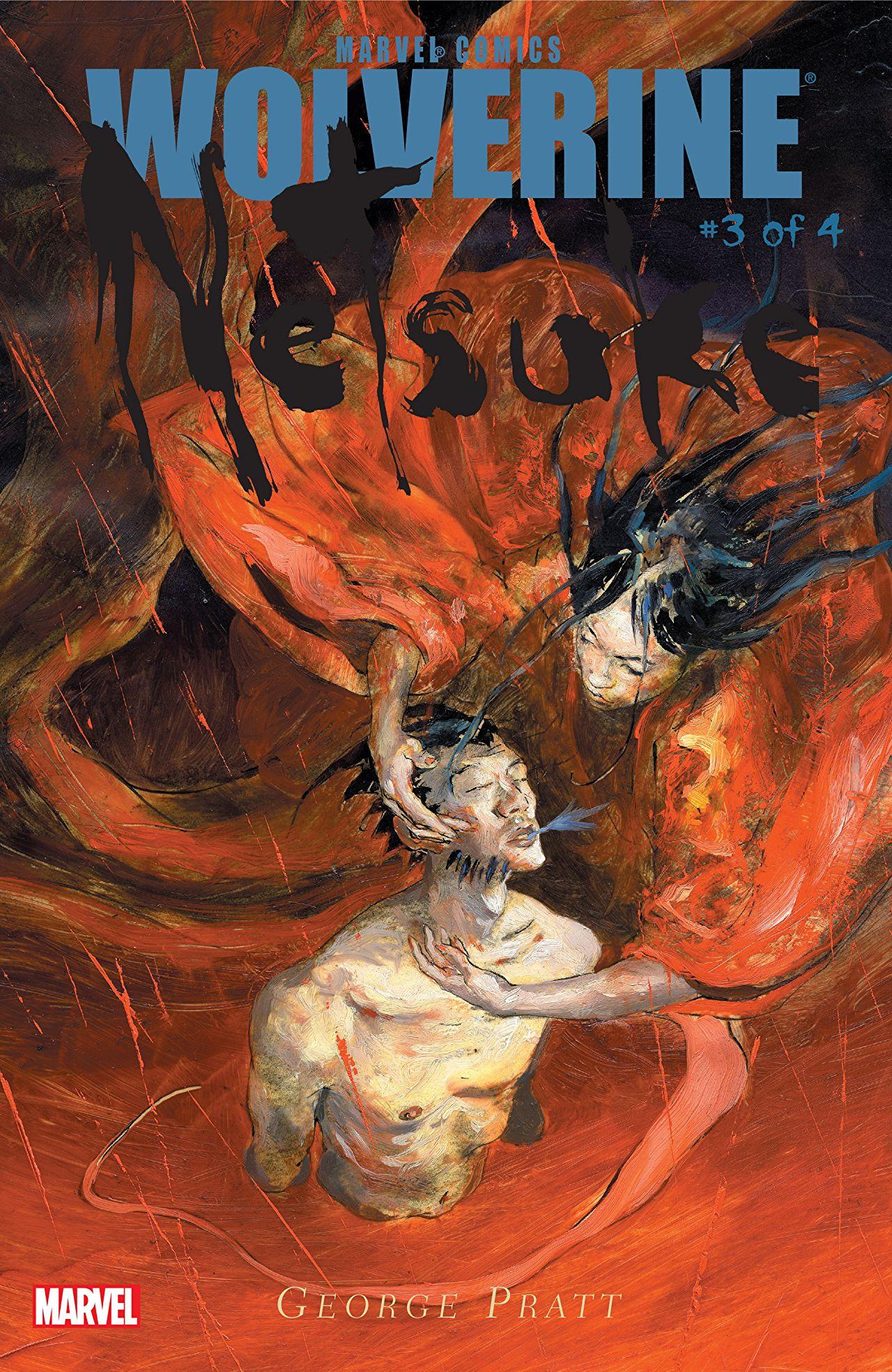 Wolverine: Netsuke Vol 1 3