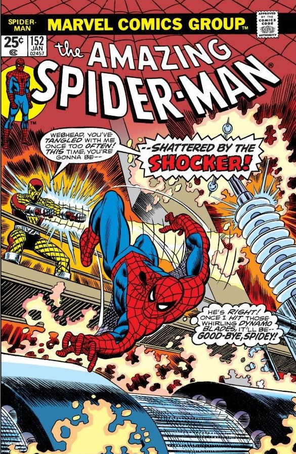 Amazing Spider-Man Vol 1 152