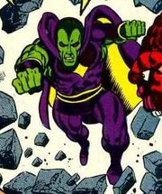 Arthur Douglas (Earth-616) from Iron Man Vol 1 55 Cover