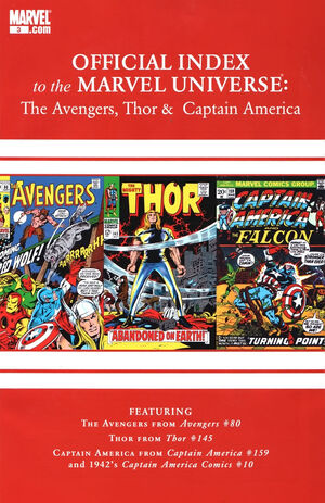 Avengers, Thor & Captain America Official Index to the Marvel Universe Vol 1 3.jpg