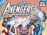 Avengers: Edge of Infinity Vol 1 1