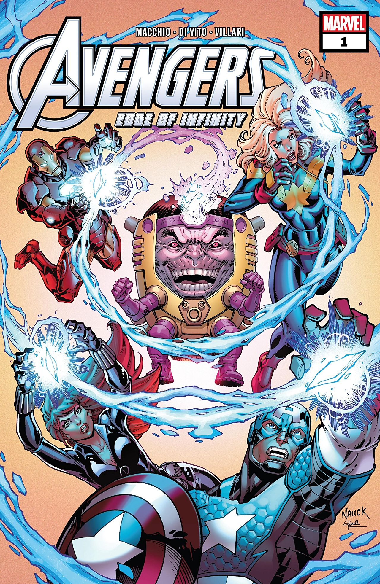 Avengers: Edge of Infinity Vol 1 1