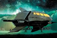 Bowie (Vehicle) from Guardians of the Galaxy Vol 6 1 001