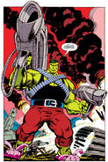 Bruce Banner (Earth-616) from Incredible Hulk Vol 1 390 0001