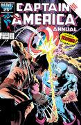 Captain America Annual Vol 1 8