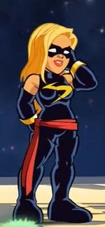 Carol Danvers (Earth-91119)
