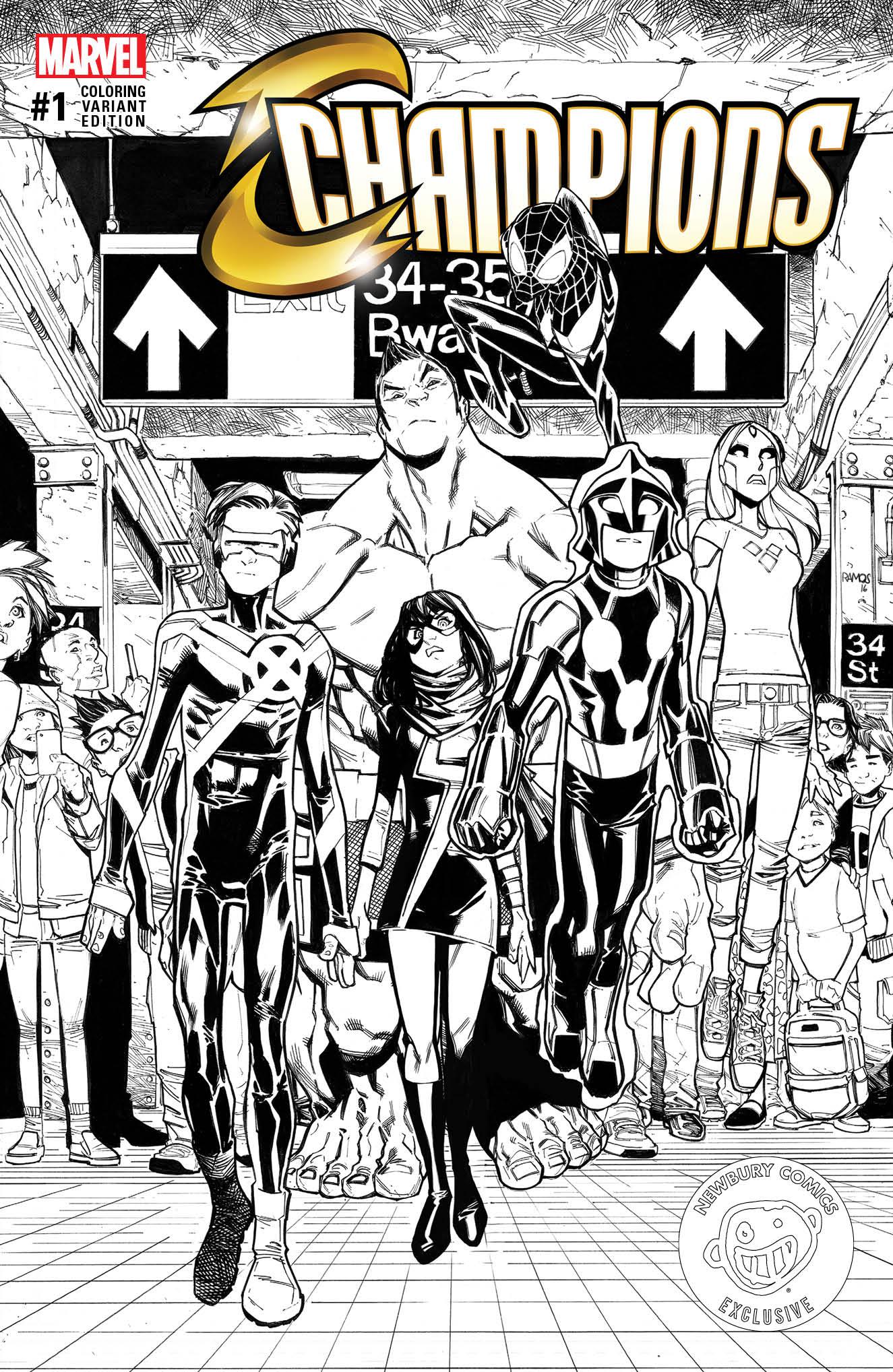 Champions Vol 2 1 Newbury Comics Exclusive Variant.jpg